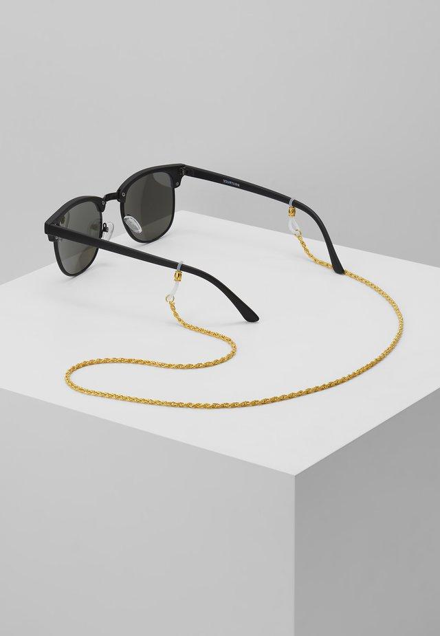 HOLLOW ROPE NECK CHAIN - Accessorio - gold-coloured