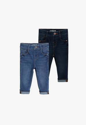 DIEGOP-I 2 PACK - Slim fit jeans - bleu moyen