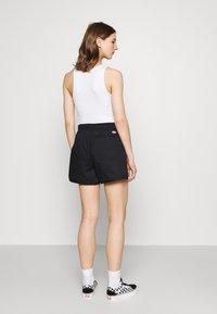 Dickies - VICTORIA - Shorts - black - 2