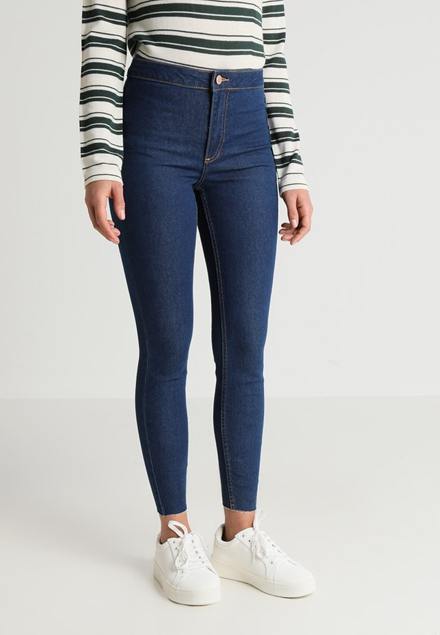 WOW MID DISCO - Jeans Skinny Fit - blue