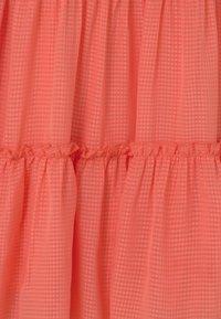 Name it - NKFHETTE  - Day dress - persimmon - 2