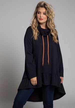 PLUS SIZE - Sweatshirt - navy multi