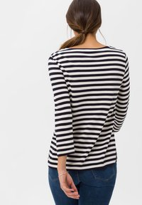 BRAX - STYLE BONNIE - Long sleeved top - navy - 2
