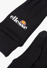 Ellesse - MILTAN - Gloves - black - 3