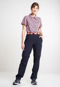 Icepeak - Button-down blouse - raspberry - 1