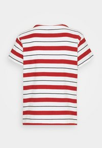 Lee - RELAXED POCKET TEE - Print T-shirt - red ochre - 1