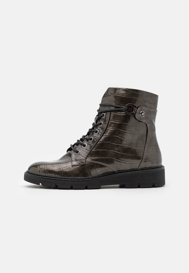 Veterboots - dark grey