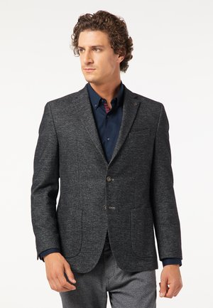 MICHEL VOYAGE - Blazer jacket - anthrazit