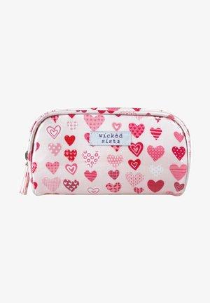 LOTS OF LOVE - Wash bag - pink
