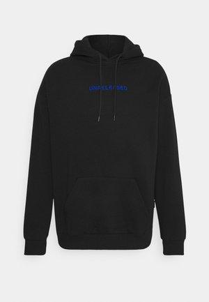 UNISEX - Hoodie - black