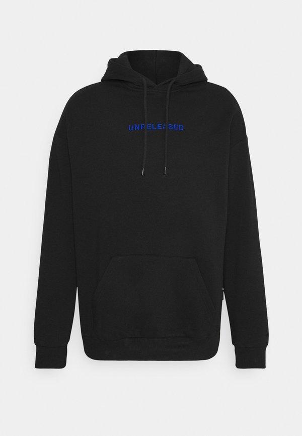 YOURTURN UNISEX - Bluza z kapturem - black/czarny Odzież Męska AWPB