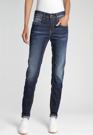 JEANS RELAXED FIT AMELIE - Relaxed fit jeans - icon wash