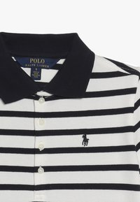 Polo Ralph Lauren - STRIPE - Polo - hunter navy/nevis - 4