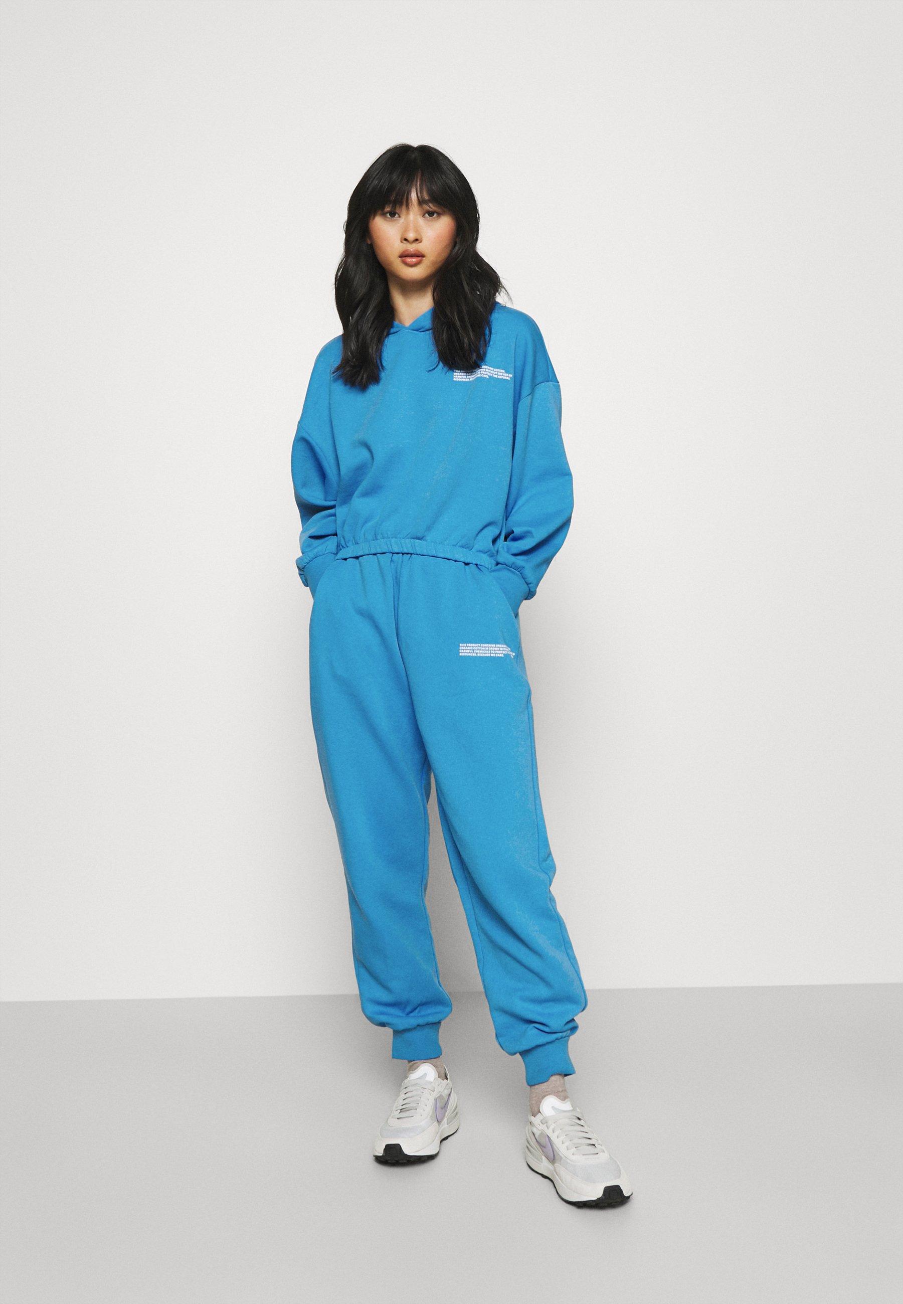 Damen ONLCOOPER LIFE PANT SET - Sweatshirt