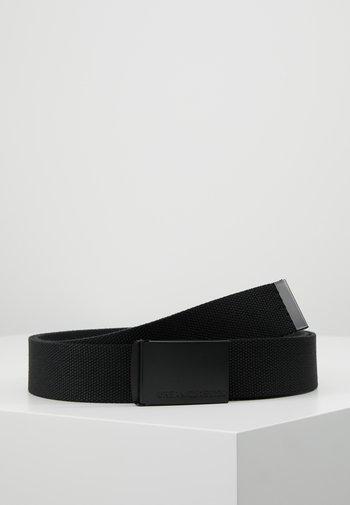 LONG BELT - Belt - black