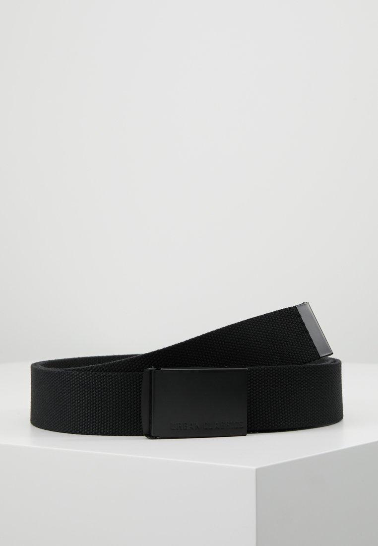 Urban Classics - LONG BELT - Belt - black