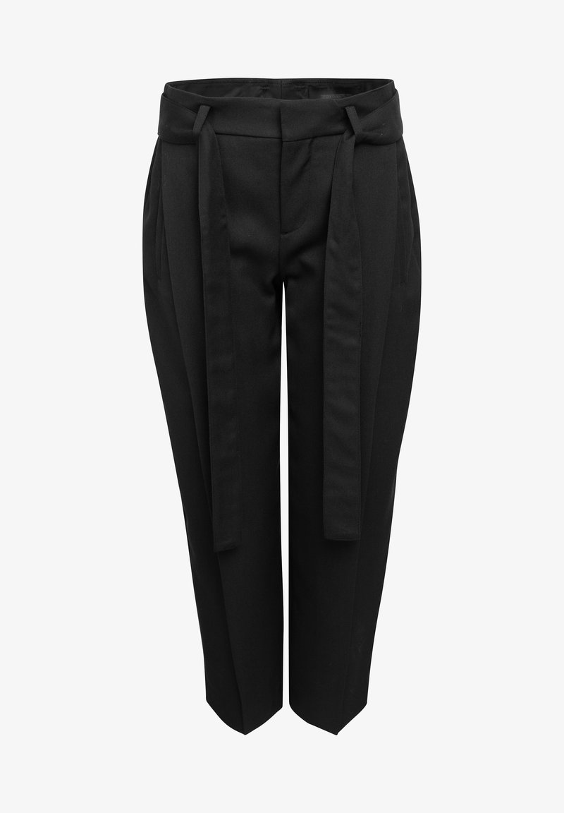 DRYKORN - GENTLY - Trousers - black