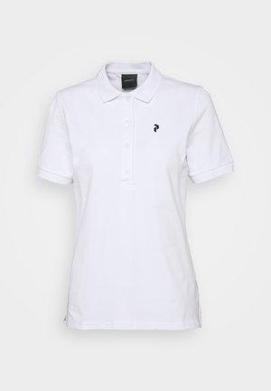CLASSIC  - Polo shirt - white