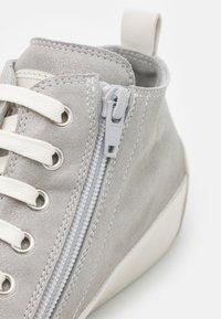 Candice Cooper - MID - Sneakers hoog - libra grigio/panna - 6