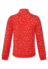 WE Fashion - MIT LEOPARDENMUSTER - Blouson Bomber - red - 1