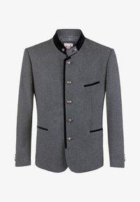 Stockerpoint - QUINTUS - Blazer jacket - stone-night blue - 8