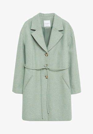 AQUA - Krátký kabát - pastellgrün