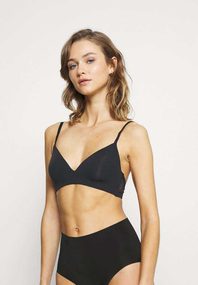 PURE - T-shirt bra - black