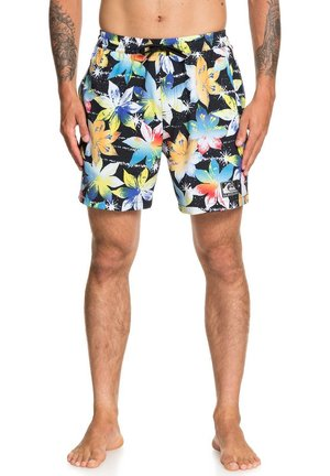 OUT THERE - Swimming shorts - black star gazer