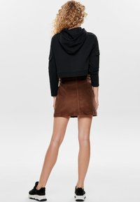ONLY - ONLAMAZING SKIRT - A-line skirt - coffee bean - 2