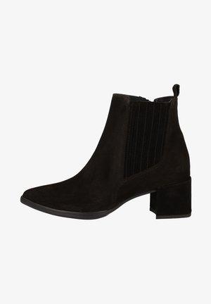 STIEFELETTE - Ankle boots - schwarz