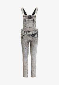 WE Fashion - Dungarees - grey - 0