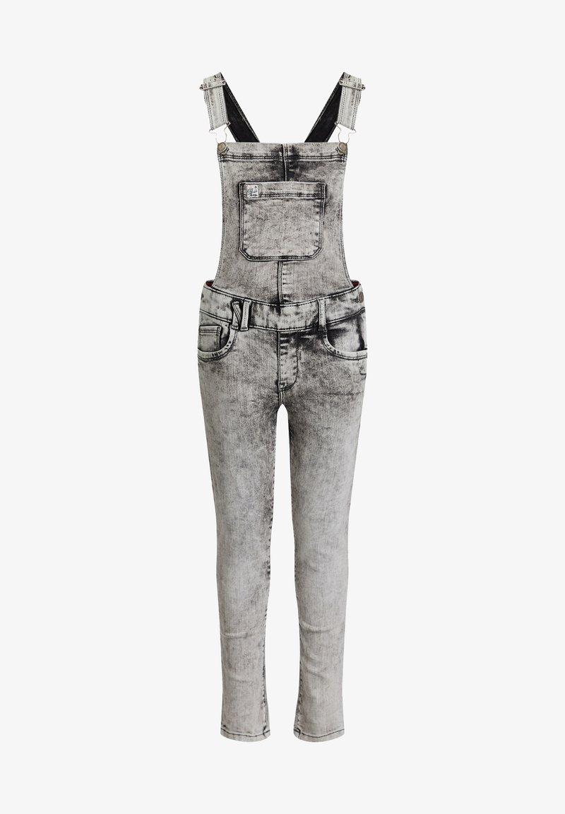 WE Fashion - Dungarees - grey
