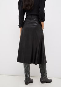 Liu Jo Jeans - A-line skirt - black - 2