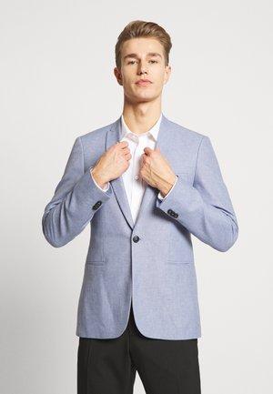 AREDAL BLAZER - Blazer jacket - light blue