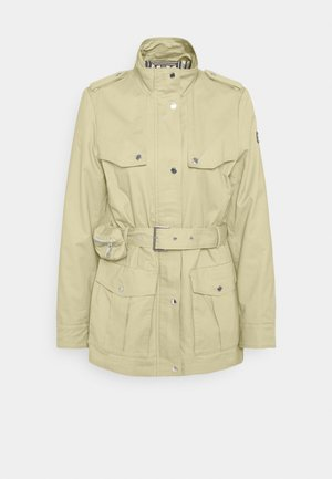 FIELD  - Trenchcoats - pale khaki