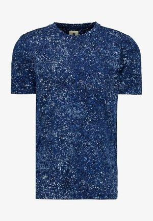 Print T-shirt - imperial blue