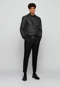 BOSS - Bomber Jacket - black - 1