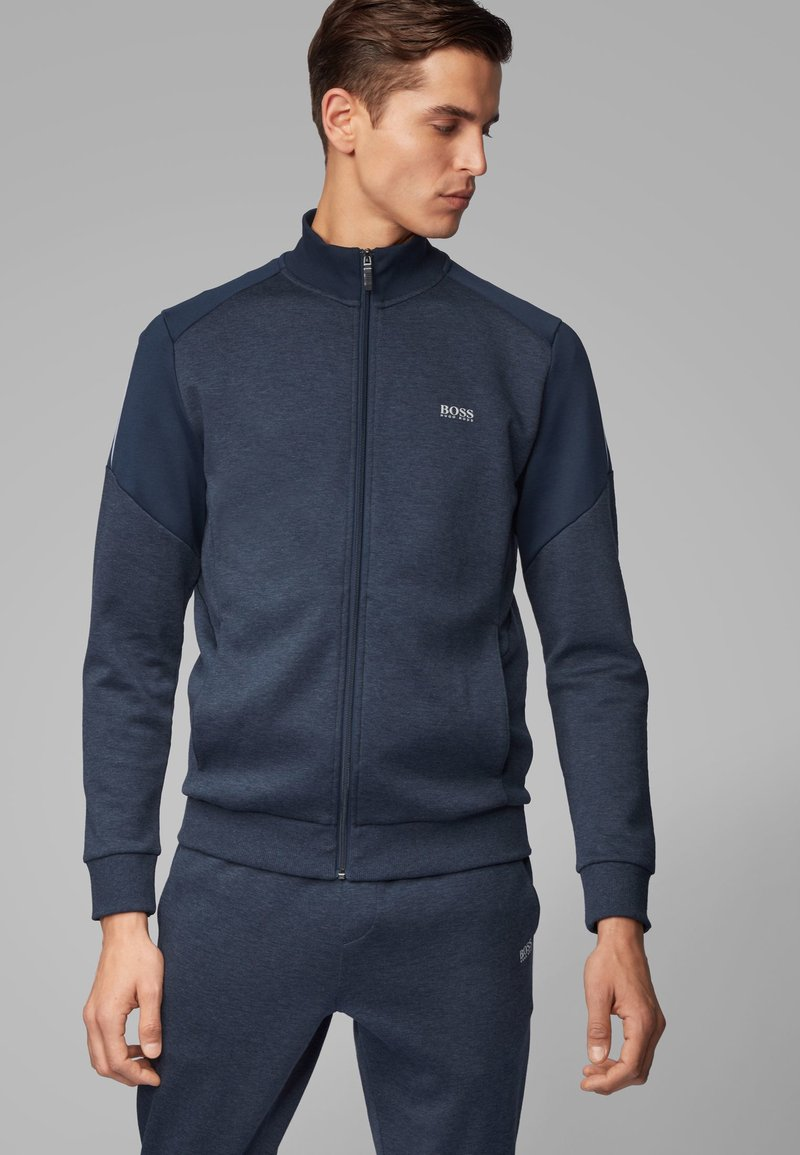 BOSS - TRACKSUIT SET - Trainingsanzug - open blue
