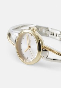 DKNY - CROSSWALK - Watch - silver-coloured/gold-coloured - 3