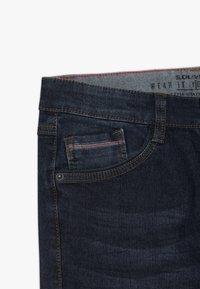 s.Oliver - Slim fit jeans - dark blue denim - 3