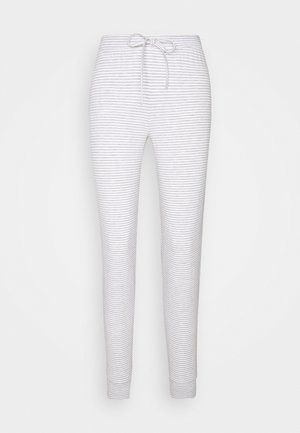 NIGHT TROUSERS DISA - Pyjama bottoms - light grey melange