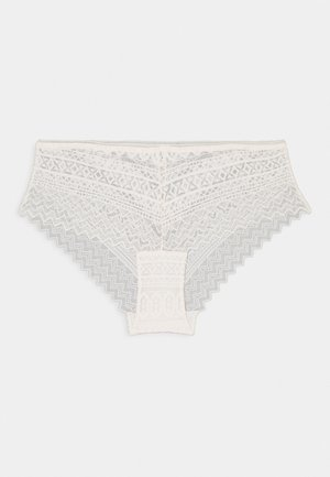 VOYAGE SHORTY - Briefs - perle