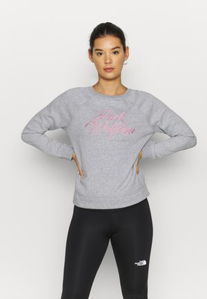 WINTER LOGO - Sweatshirt - light grey