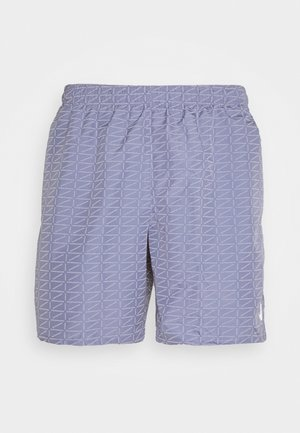 M NK RUN DVN CHLLGR FL 7IN BF - Short de sport - world indigo/white