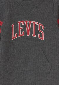 Levi's® - COLLEGIATE COVERALL UNISEX - Overall / Jumpsuit - charcoal heather - 2