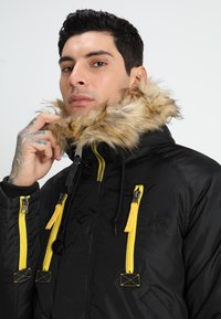 Alpha Industries - Winter jacket - black - 3