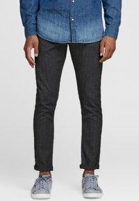 Jack & Jones PREMIUM - Trousers - dark grey - 0