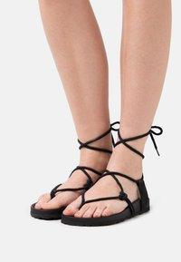 Musse & Cloud - BELA - Sandals - black - 0