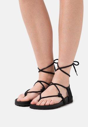 BELA - Sandals - black