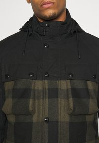 Belstaff - HIKE JACKET - Light jacket - salvia/black - 6